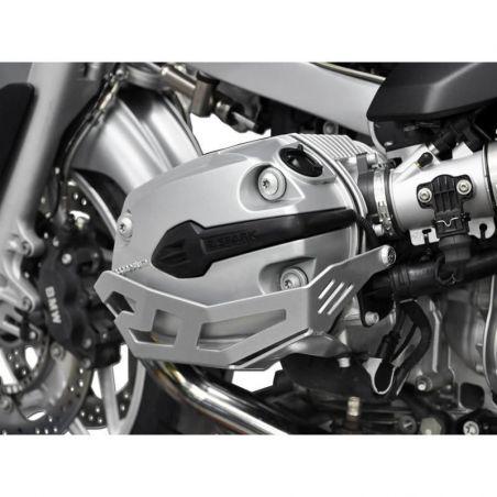 Z10001996 Zieger - Protezioni Cilindri BMW R 1200 GS Adventure 1200 2006-2010 argento