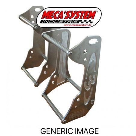Protezioni radiatori MECA SYSTEM HONDA CRF 450 R 2007-2008