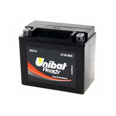 Batteria UNIBAT READY TRIUMPH 1050 Speed Triple 2005-2016