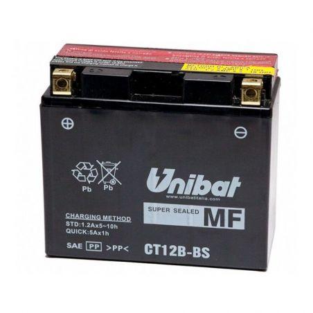 Batteria UNIBAT MF DUCATI 848 2008-2015