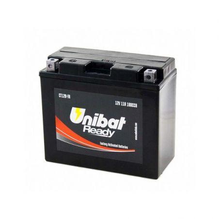 Batteria UNIBAT READY YAMAHA FZS 600 Fazer 1998-2003