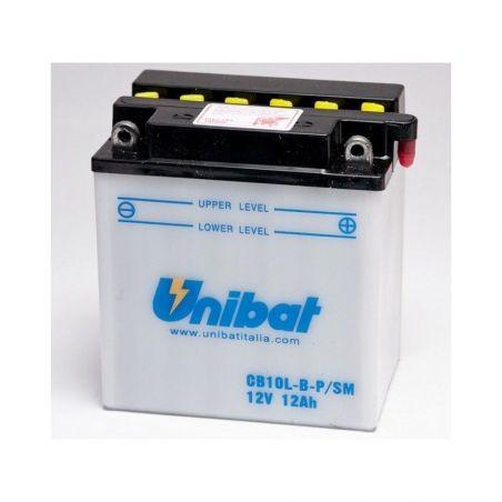 Batteria UNIBAT STANDARD PIAGGIO X8 125 2003-2009