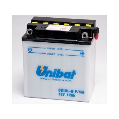 Batteria UNIBAT STANDARD PIAGGIO Vespa 250 2005-2014