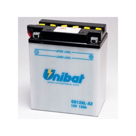 Batteria UNIBAT STANDARD PEUGEOT Satelis 500 2007-2008