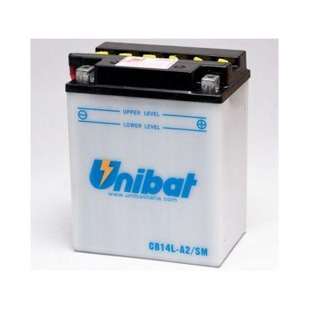 Batteria UNIBAT STANDARD KAWASAKI KLR 650 1987-2005