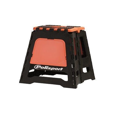 Support vélo POLISPORT orange