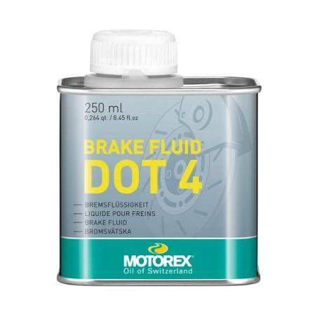Brake Fluid DOT 4 MOTOREX Prodotti MOTOREX