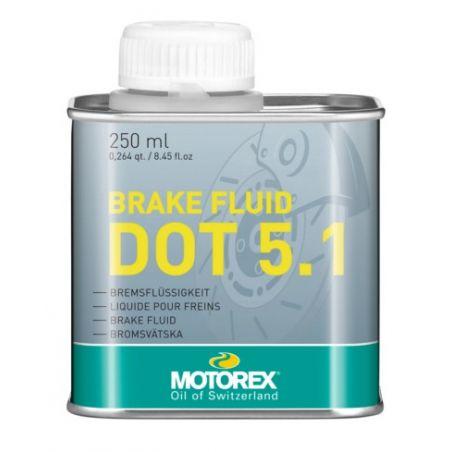 Brake Fluid DOT 5.1 MOTOREX Prodotti MOTOREX