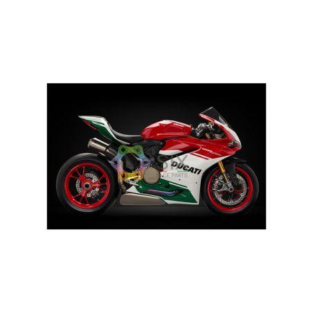Kit carénage ABS Ducati...