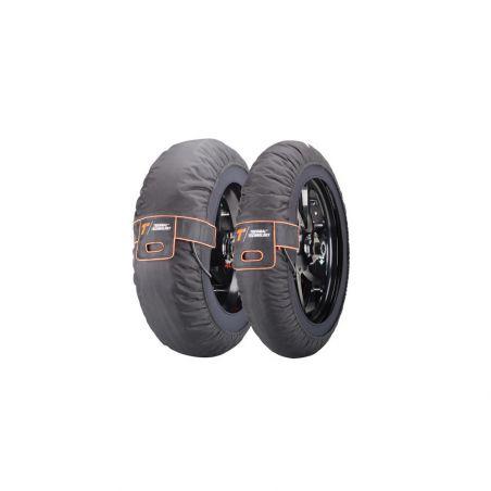 Tire warmers PRO black...