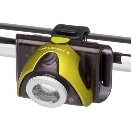 Lampe LED Lenser pour vélo...