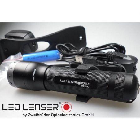 TORCIA LED LENSER M7RX 600...