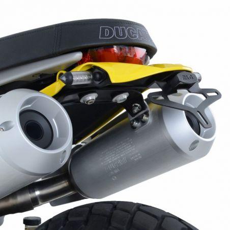 Portatarga Ducati Scrambler...