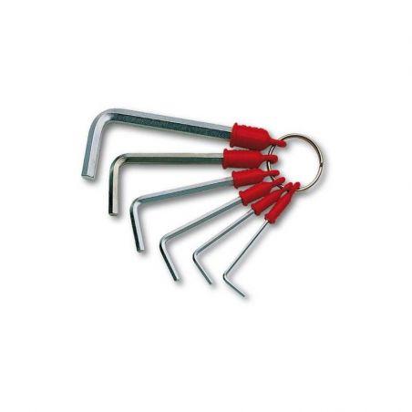 280 S6 - Serie di 6 chiavi...