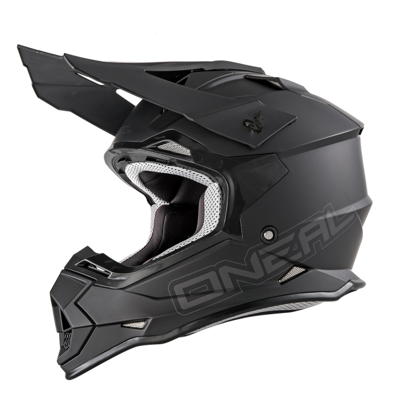 2SRS RL Casco FLAT black