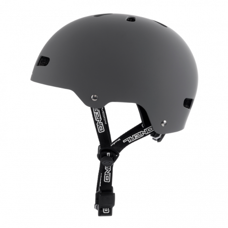 DIRT LID ZF Casco BONES gray