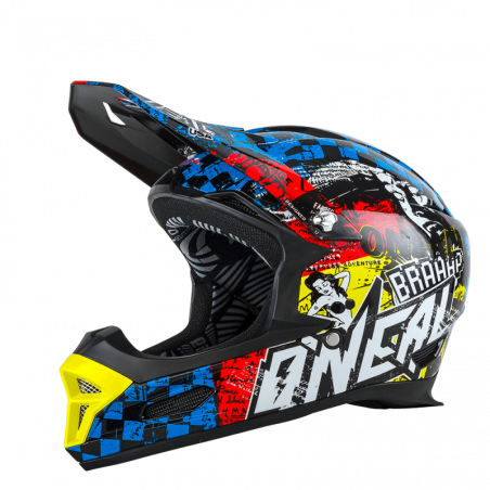 Fury RL Casco WILD multi