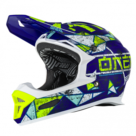 FURY RL Casco ZEN blue