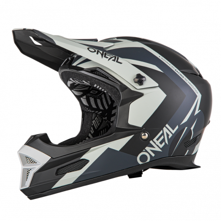 FURY RL Casco HYBRID black