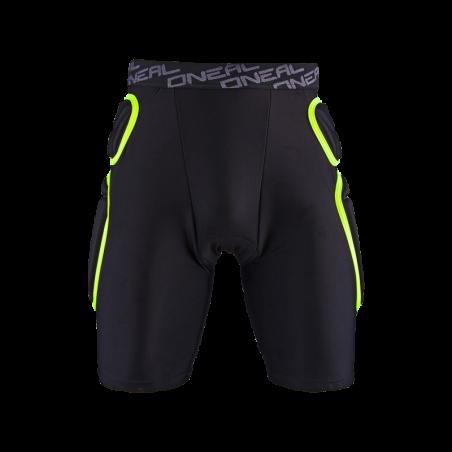 TRAIL Pantaloncini lime/black