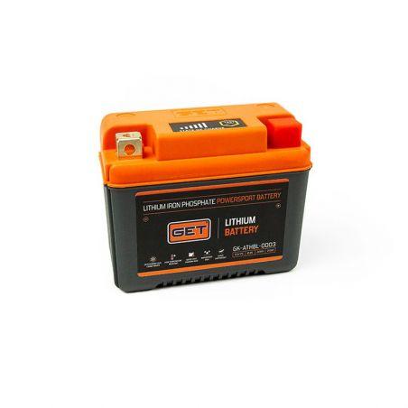 GK-ATHBL-0003 Batteria al litio Altissima Qualità per moto Off Road - Cross - MX - Enduro CCA 175 A