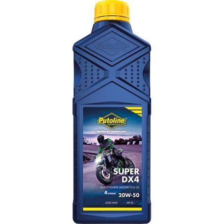 PUTOLINE SUPER DX4 20W-50 (CARTONE 12X1L)