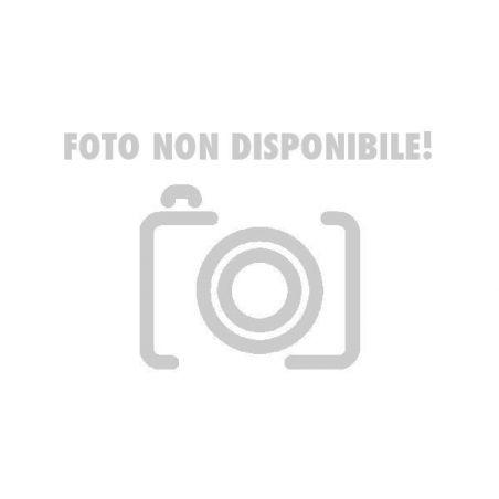 PORTAFARO BAGUS BIANCO-NERO CON LAMPADA ALOGENA 12V 35/35W (Rif.CIRCUIT: HL020-221)