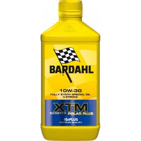 BARDAHL OLIO MOTORE 4T XTM POLARPLUS SCOOTER 10W-30 (Cartone 20x1L)