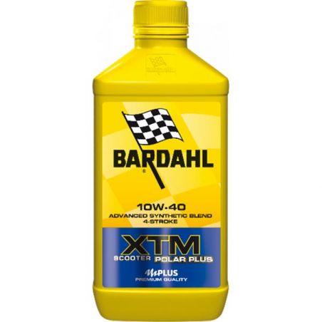 BARDAHL OLIO MOTORE 4T XTM POLARPLUS SCOOTER 10W-40 (Cartone 20x1L)