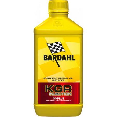 BARDAHL OLIO MOTORE 2T KGR INJECTION (Cartone 20x1L)