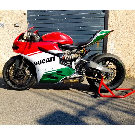 SIX-FK899FINAL - Kit Ducati ABS Ducati Panigale 899 Final Edition -