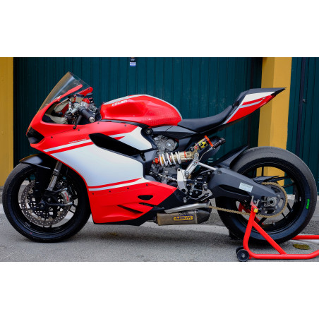 SIX-FK899SUPLE - Kit Ducati ABS Ducati Panigale 899 Superleggera -